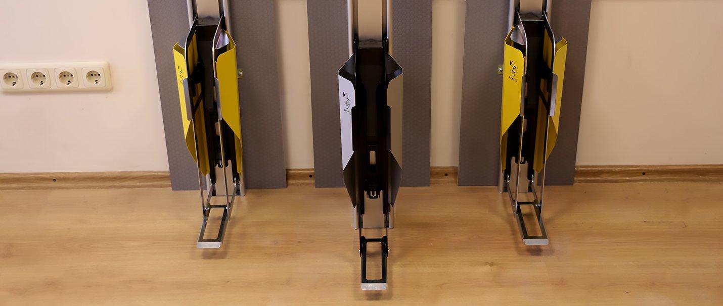 Parkis vertikaler Fahrrad Lift (Velo Ständer)