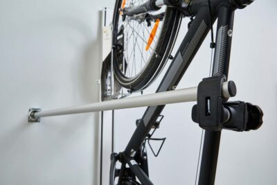 PARKIS Bycicle Frame Holder (Fahrrad Rahmenhalterung) im Einsatz